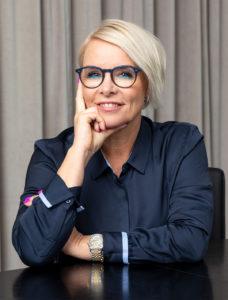 Ny som chef med Mia Törnblom